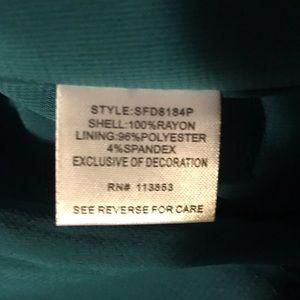 Market & Spruce Dresses - Stitch Fix Market & Spruce Erica Embroidered Maxi.